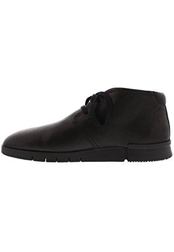 Softinos Herren Coi438sof Smooth Derbys Schwarz (Black)