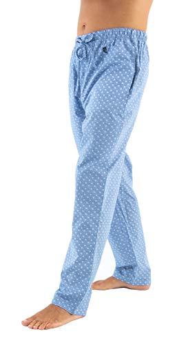 El Búho Nocturno - Pantalón Pijama Suelto Hombre