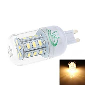 PRO lIGHT-XinYiTong YM03-1 G9 6W 500lm 3500K 24 x SMD 5630 Perles lampe lumière chaude lumière de maïs (AC 85-265V)