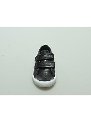 Le Coq Sportif - Saint Malo Syn Inf Strap, Sneaker Bambino Nero