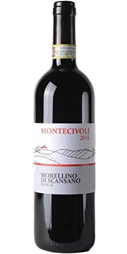 Morellino di Scansano DOCG (Bio) | Cantina Montecivoli | Annata 2015