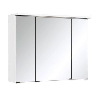 Held Spiegelschrank 80, weiß 20 x 80 x 66 cm
