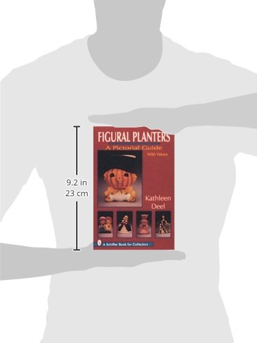 Figural Planters (A Schiffer Book for Collectors)