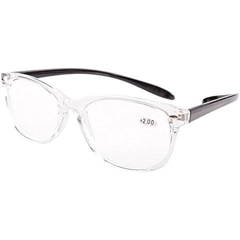 Eyekepper Gafas de Lectura Retras con Brazo Largo alrededor de Cuello +2.25