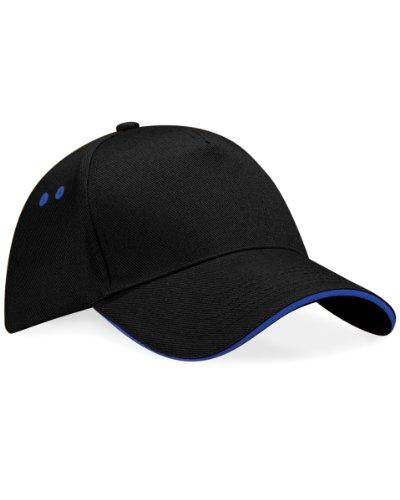 BEECHFIELD ULTIMATE COTTON CAP WITH SANDWICH PEAK
