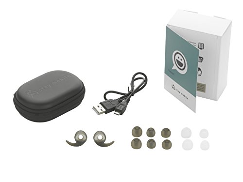 stay mobile PREMIUM Bluetooth Kopfhörer mit Mikrofon und magnetischem Headset, schwarz - 9