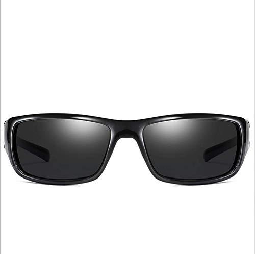 Asolym Polarisierte Sonnenbrille Outdoor-Sport-Sonnenbrille, Sicherheits-Sonnenbrille zum Bergsteigen, Radfahren, Reisen, Fahren, Angeln,A