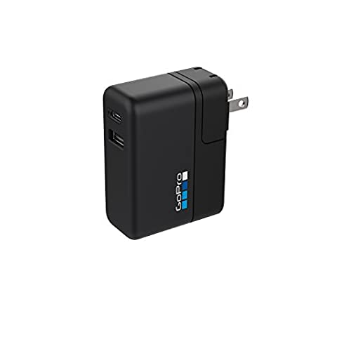 Chargeur Batterie Gopro Hero 4 - GoPro AWALC-002-EU Supercharger Chargeur universel double port