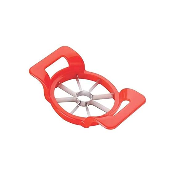 Bencley India Apple Cutter/Slicer with 8 Blades (Multicolour)