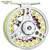 Best Fly Lines - AnglerDream 1 2WT Fly Reel with Line Combo Review