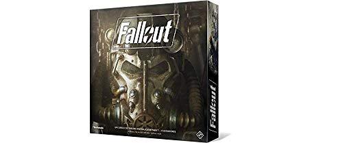 Fantasy Flight Games- Fallout: El Juego de Tablero