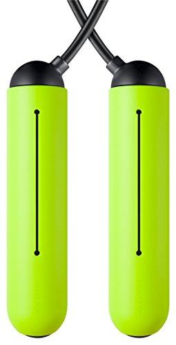 Tangram Factory Smart Rope Springseil Soft Grip grün Nicht zutreffend