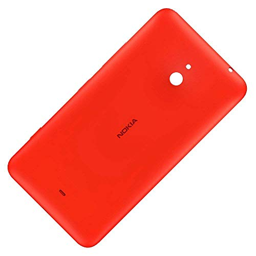 Nokia Lumia 1320 original Akkudeckel orange inklusive Laut/Leise, Ein/Aus und Kamera Taste (Nokia Orange 1320 Lumia)