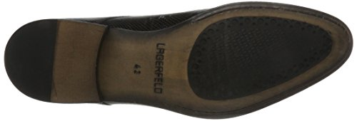 Karl Lagerfeld Shoe, Derby Homme Schwarz (Schwarz)