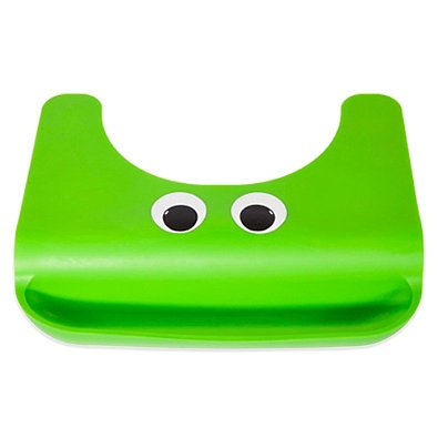 The Cibo Silicone Pocket Placemat (Lime Green)