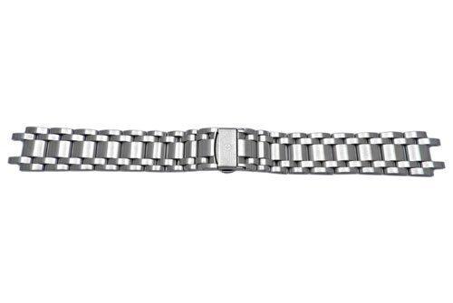 Schweizer Armee AirBoss Mach 2Serie Edelstahl 21mm Armbanduhr Armband