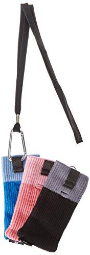 Exspect Handy-Socke - BLAU / PINK / BLACK - iPhone / UNIVERSAL