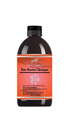 Dht Haarwachstum (Hair Restoration Laboratories, LLC DHT Haarausfall-Shampoo, das das Haar regeneriert, beugt Haarausfall vor und fördert das Haarwachstum bei Männern und Frauen)