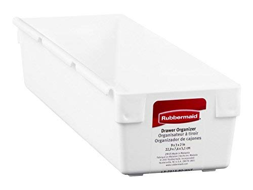 RUBBERMAID Schublade Organizer Tablett - Schublade Organizer Rubbermaid