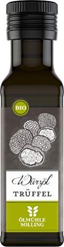 Ölmühle Solling Trüffelöl Olivenwürzöl - kaltgepresst – 100ml – BIO