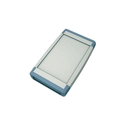 Boîtier 120x75x30mm ABS gris clair série 32 Axxatronic 33132005-CON-Boîtier universel