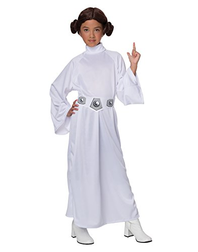 STAR WARS ~ Princess LeiaTM - Kids Costume 8 - 10 years - L-140cm