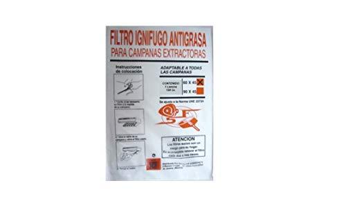 Sanfor Filtro IGNIFUGO para Campanas 60 X 45