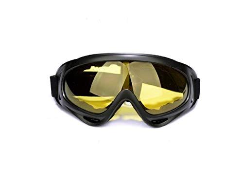 JINGJING Gafas De Esquí Al Aire Libre Virutas Motocicletas
