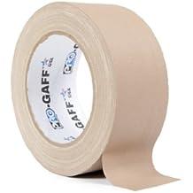 ProTapes/Permacel PROGAFF4825TA - Cinta adhesiva de tela, color beige