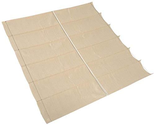 nesling Faltsonnensegel, breit 2,9x3 m, Off-White