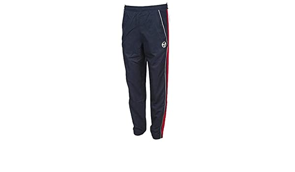 Pantalon Jogging Sport Fluide ISHEN Bleu Marine Sergio Tacchini