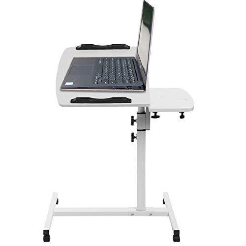 MultiWare Table D'ordinateur Portable Réglable pour Canapé Lit Blanc