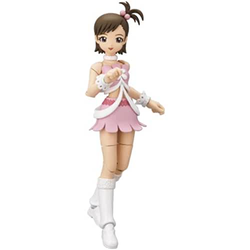 kawaii make my day idol master The Idol Master Fraulein Revoltech Super Poseable Action Figure #006FS Futami... (japan import)