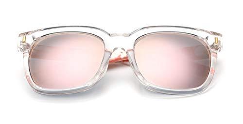 1f33a3e084 Fliegend Unisex Occhiali da Sole Vintage Retrò Occhiali da Sole Polarizzati  Uomo Occhiali da Sole UV400 Donna Occhiali da Sole con Lenti Specchiate ...