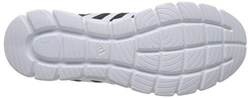 adidas Breeze 101 2, Sneakers basses homme bleu (Collegiate Navy/Ftwr White/Core Black)