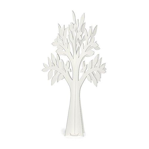 weiß aus Karton, 120 cm ()