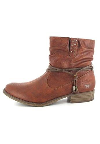 Mustang, Boots femme Marron