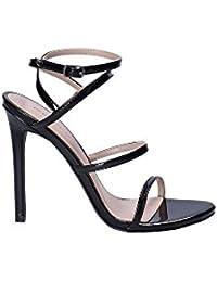 Fornarina PE17IN1094P000 Sandalias Altos Mujeres  Zapatos de moda en línea Obtenga el mejor descuento de venta caliente-Descuento más grande