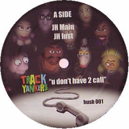 Usher / U Don't Have To Call (Sneak Remixes)