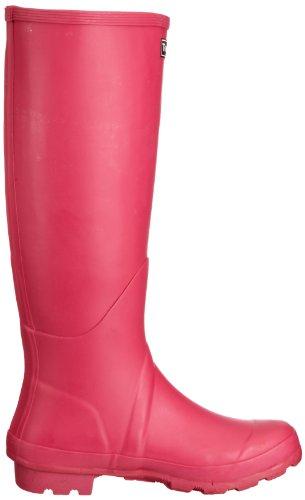 Toggi Wanderer Classic Plus, Bottes en caoutchouc mixte adulte Rose - Pink Matt