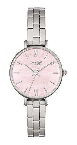 Lola Rose-Orologio da donna al quarzo con Display analogico e braccialetto...