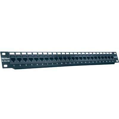 Tc Panel (TRENDnet TC-P24C5E - CAT5/5E 24-Port - Unshielded Patch Panel in)