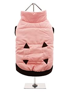 UrbanPup Pink Quilted Bodywarmer