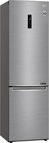 Réfrigérateur combiné Lg GBB72PZDFN - Réfrigérateur congélateur bas - 384 litres - Réfrigerateur/congel : No F