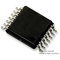 Buffer Gate, Quad, Tri de estado sólido, TSSOP de 14 sn74lvc12 5apwr Pack of 2000 by Texas Instruments