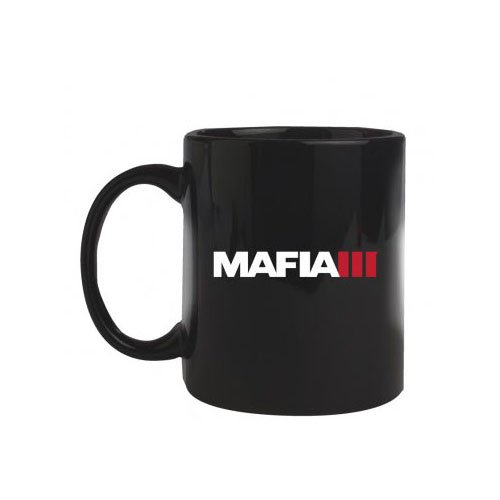 Price comparison product image Mafia III Mug Logo