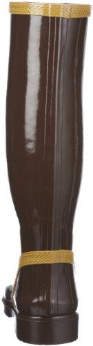 Havaianas Rain Boots, Bottes de pluie Femme Marron foncé 0714