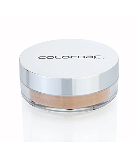 Colorbar Flawless Air Brush Finish Loose Powder 12 gm with Ayur Product in Combo (002w-Beige Classic)