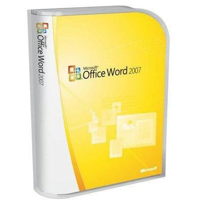 Microsoft Word 2007 Home and Student Edition (PC) (Edition Student Word Microsoft)