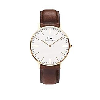 Daniel Wellington Reloj analógico para Unisex Adulto de DW00100006